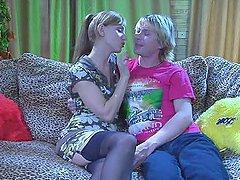 Horny Guy Chooses His Boyfriend Over a Hottie